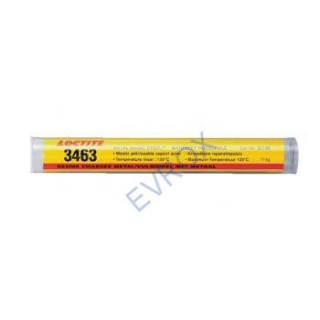 Loctite EA 3463 Metal Magic Steel/ 50 g - Epoxidová tyčinka - tekutý kov